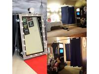 Photo Booth, Mirror Booth hire Bristol, Swindon, Reading, Wiltshire, Somerset, Dorset, Berkshire