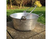 Aluminium Jam Making Pot