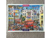 Waddingtons 1000 piece London jigsaw puzzle