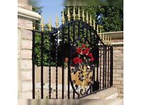 Painter: Gates and Railings Specialist
