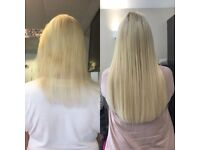 TAPE AND MINI MICRO RING HAIR EXTENSIONS
