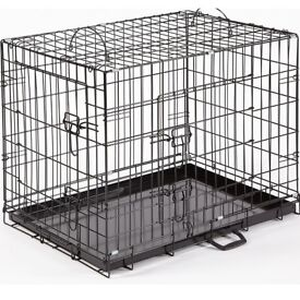 """Dog crate 36"""" - pick up from E9"""