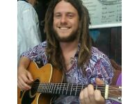 Music Lessons - Guitar, Bass, Piano, Ukulele, Ableton, Production, Djembe, Song Writing, Harmonica