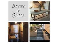 STONE & GRAIN