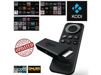 KODI Amazon Fire Stick - NEWEST VERSION !! ✔Fully Loaded ✔LiveTV & Sports✔Latest Films✔Auto Update