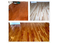 Floor sanding, hardwood floor installation, sanding, staining, varnishing, oiling, waxing