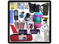 Camping Gear Tent, Hydration, stove,mat,sleeping bags, lantern, gas, heater, tangia set Gerber