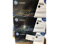 HP 124A Q6000A Black Laserjet Ink Cartridge