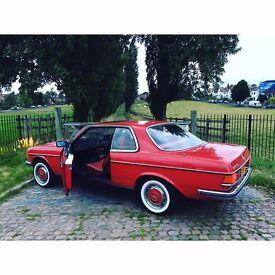 classic Mercedes (automatic) 1983