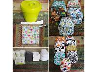 New Reuseable Nappies