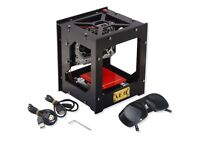 Laser Engraver Carver Automatic DIY NEJE DK-8-KZ 1000mW High Speed Mini USB Print