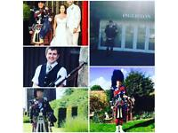 GD Bagpiping pipers for hire