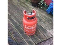 6kg calor gas bottle