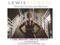 Personal training essex (1st session Free)