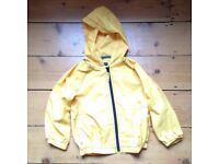 Children's waterproof jacket – age 3/4 – Excellent Condition and Quality