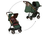Hauck iCoo Acrobat pushchair & car seat travel system