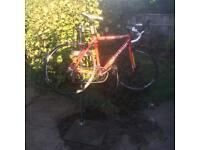 Nearly new road bike - boardman road sport - large frame