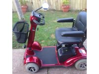ROMA MEDICAL SORENTO MOBILITY SCOOTER GOOD CONDITION