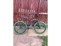 Used working mafia bike 26ich