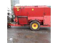 Taarup silage mixer