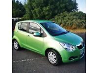2010 Vauxhall agila full year mot low miles