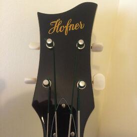Hofner 500/1 Vintage62 Bass Guitar