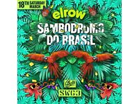 Elrow tickets x2 Saturday 18th March swg3 Glasgow