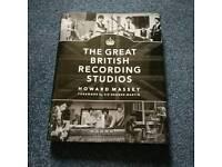 The Great British Recording Studios hardback
