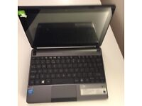"Packard Bell EasyNote ME69BMP, 10.1"" Touchscreen Laptop, Intel Celeron, 2GB RAM, 320GB - ex display"