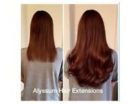 FULL HEAD HAIR EXTENSIONS FROM £80