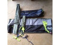 Outwell 3 Panel Windscreen
