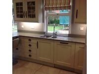 Kitchen, Madison painted Mussell, brand new.