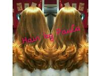 Mobile Hairdresser Hair by Paula