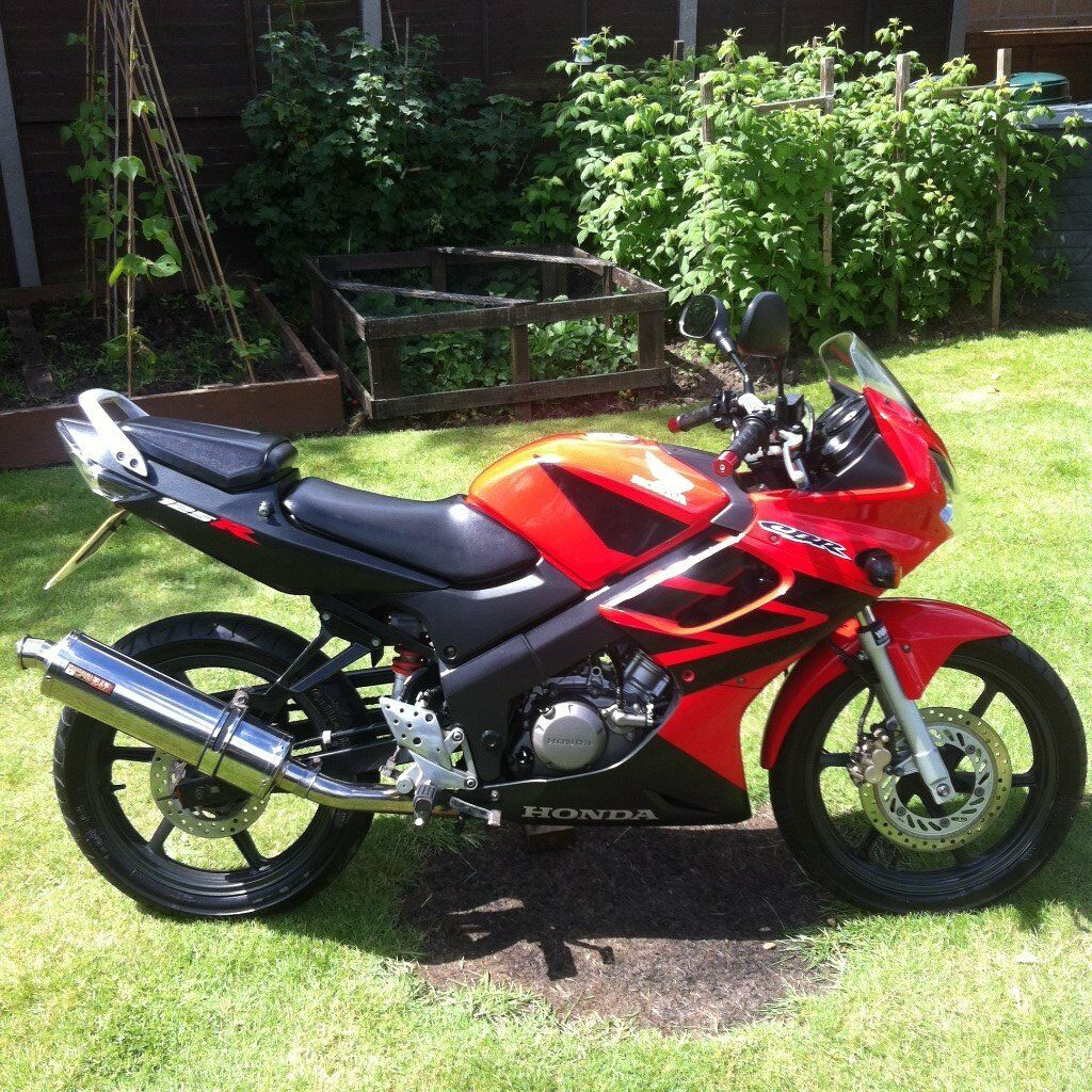 honda cbr 125 r excellent condition in norwich norfolk gumtree. Black Bedroom Furniture Sets. Home Design Ideas