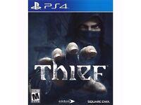 PS4 'THIEF' New £5