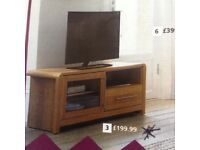 TV unit & Drawer Coffee table