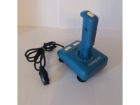 KEMSTON FORMULA 2 JOYSTICK IN BLUE ZX,,COMMODORE,,AMSTRAD GCOND!!