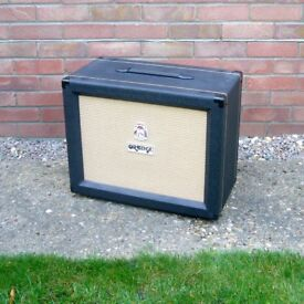 Orange PPC112 - 1x12 16ohm guitar cab - Celestion Vintage 30 speaker - A++ condition - £175 (offers)