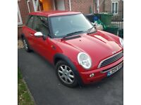 Mini one spares or repairs