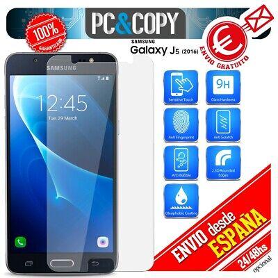 S628 Cristal templado pantalla Samsung Galaxy J5 2016 5,2' J510FN J510G HD...