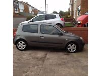 FOR SALE RENAULT CLIO 1.2 PETROL 2003 REG