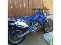 Yamaha yz400f/yzf400 not yzf426