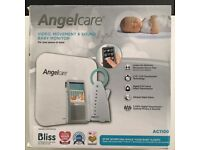 Angelcare AC1100 Videophone and breath Baby Monitor