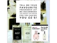 Fm perfumes/aftershaves