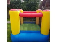 Bouncy castle in excellent condition for sale