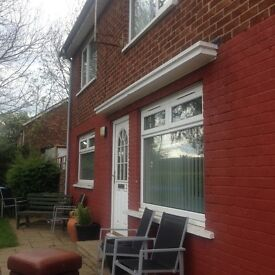 Exchange wanted from a lovely 3 bed house