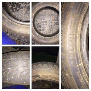 195/60R15 Ice Blazer Winter Tires
