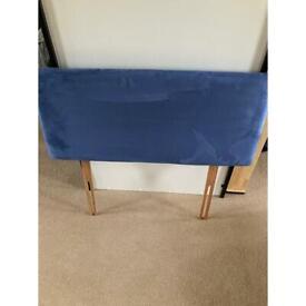 Headboard for single bed.