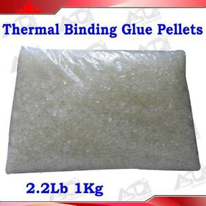2.2Lb  Glue Pellets for Thermal Binding Machine 026565