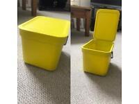 Brabantia sort and go waste bin